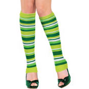 Adult St. Patricks Day Leg Warmers
