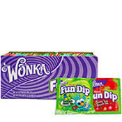 Wonka Fun Dips 48ct