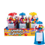 Small Gumball Dispensers 12ct