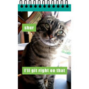 Git Right On That Lolcats Notepad