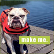 Make Me Loldogs Magnet