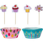 Sweet Stuff Cupcake Decoration Kit