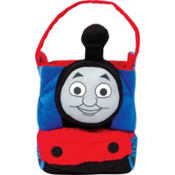 Plush Thomas the Tank Engine Easter Basket
