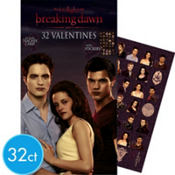 Twilight Breaking Dawn Valentines Day Cards with Stickers 32ct