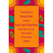 Fiesta Caliente Custom Invitation