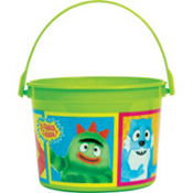 Yo Gabba Gabba Favor Container 4in