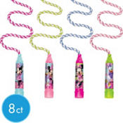 Minnie Mouse Jump Ropes 8ct