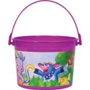 Dora and Friends Favor Container 4in
