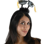 Congrats Grad Head Bopper Headband