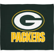 Green Bay Packers Fan Towel 16in x 25in