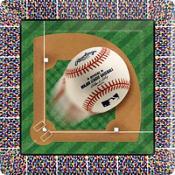 Square MLB Platter