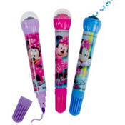 Minnie Mouse Roller Stamper Markers 3ct