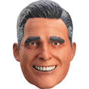Adult Mitt Romney Mask