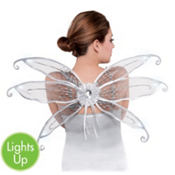 Light-Up Mini Butterfly Wings