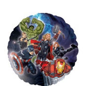 Foil Avengers Balloon 18in