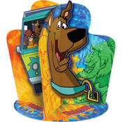 Scooby Doo Centerpiece 14in