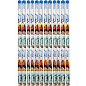Power Rangers Pencils 12ct