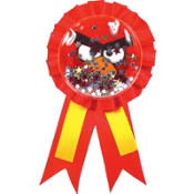 Angry Birds Award Ribbon