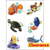 Finding Nemo Tattoos 12ct