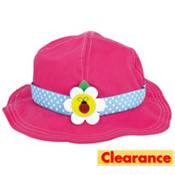 Child Garden Girl Hat Deluxe