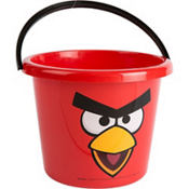 Angry Birds Favor Container 6in