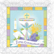 Joyous First Communion Party Supplies
