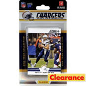 Chargers Team Cards