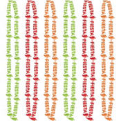 Fiesta Bead Necklaces 6ct