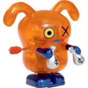 Orange Uglydoll Ox Windup Toy