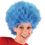 Dr. Seuss Thing 1 and Thing 2 Wig