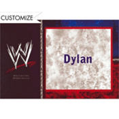 WWE Custom Thank You Note