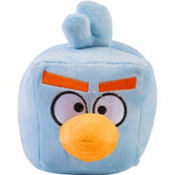 Ice Angry Birds Space Plush Toy 5in