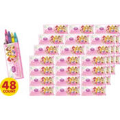Disney Princess Crayons 48ct