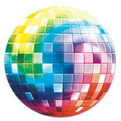Disco Fever Cutout