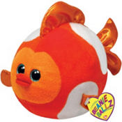 Bubbles Beanie Ball 5in