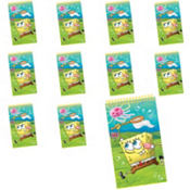 SpongeBob Notebooks 24ct