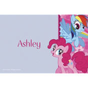 My Little Pony Friends Custom Thank You Note