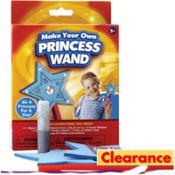 Princess Wand Craft Kit