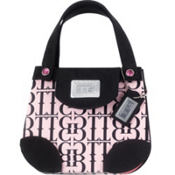 Black & Pink Handbag Notepad