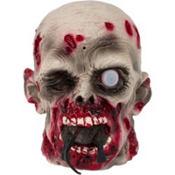 Rat-Eating Zombie Head