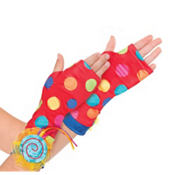 Child Lollipop Fairy Fingerless Gloves