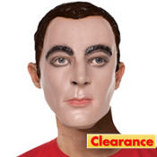 Big Bang Theory Sheldon Cooper Mask