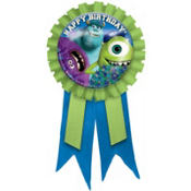 Monsters University Award Ribbon