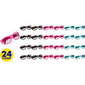 Rocker Princess Glasses 24ct