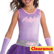 Child Batgirl Leotard - Batman