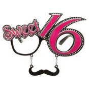 Sweet 16 Sun-Stache