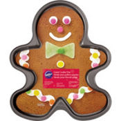 Gingerbread Man Cookie Pan