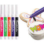 Wilton Neon FoodWriter Edible Markers 5ct