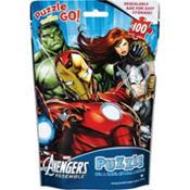 Avengers Puzzle Bag 100pc