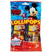 Mickey Mouse Lollipops 8ct